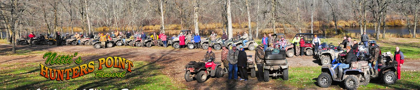 Hunters 1st Annual 4 Wheeler Run