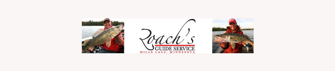Tony Roach Guide Service banner