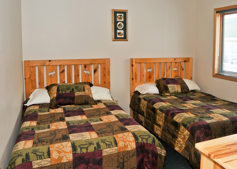 Cabin 1 Bedroom 2