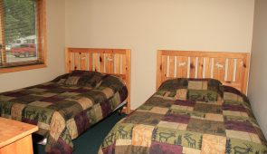 Bedroom 2 Cabin 2