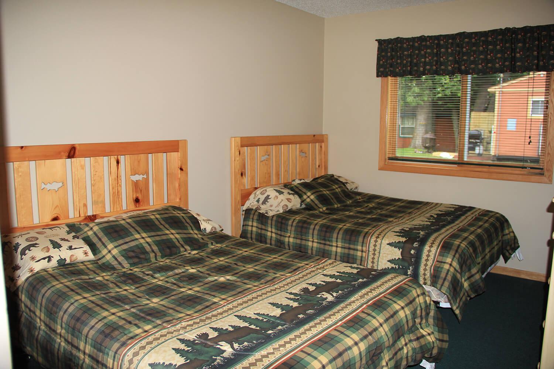 cabin 4 bedroom 5