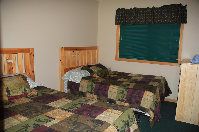 Cabin 4 Bedroom 7 | Hunters Point Resort