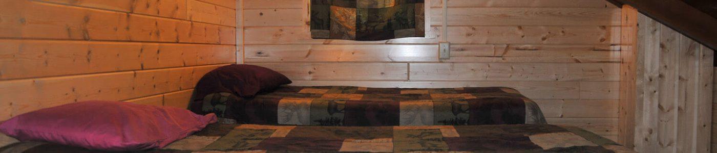 cabin 5 bedroom 3