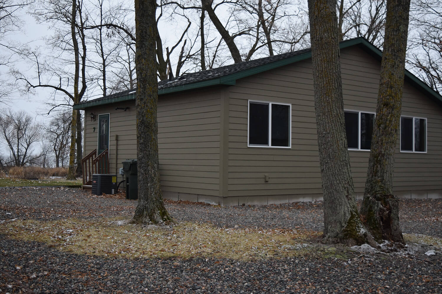 Lodging on Mille Lacs Lake at Hunters Point