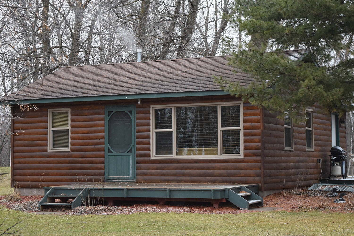 Cabin 8 on Mille Lacs Lake