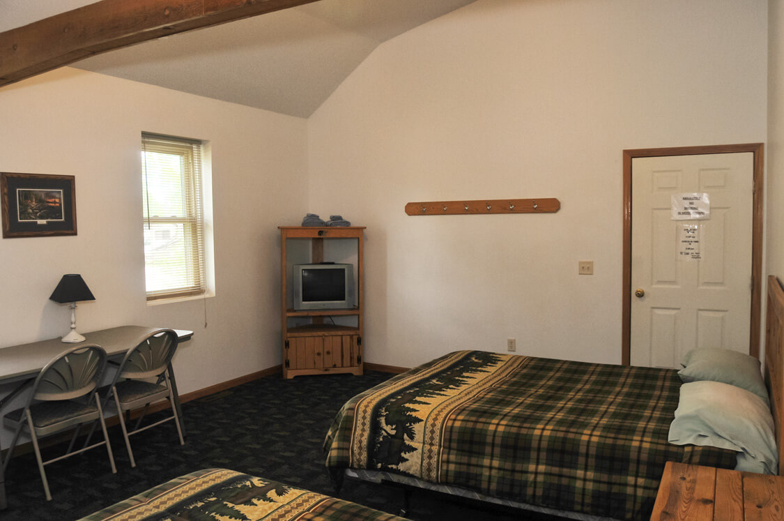 Comfortable Motel Rooms on Mille Lacs Lake