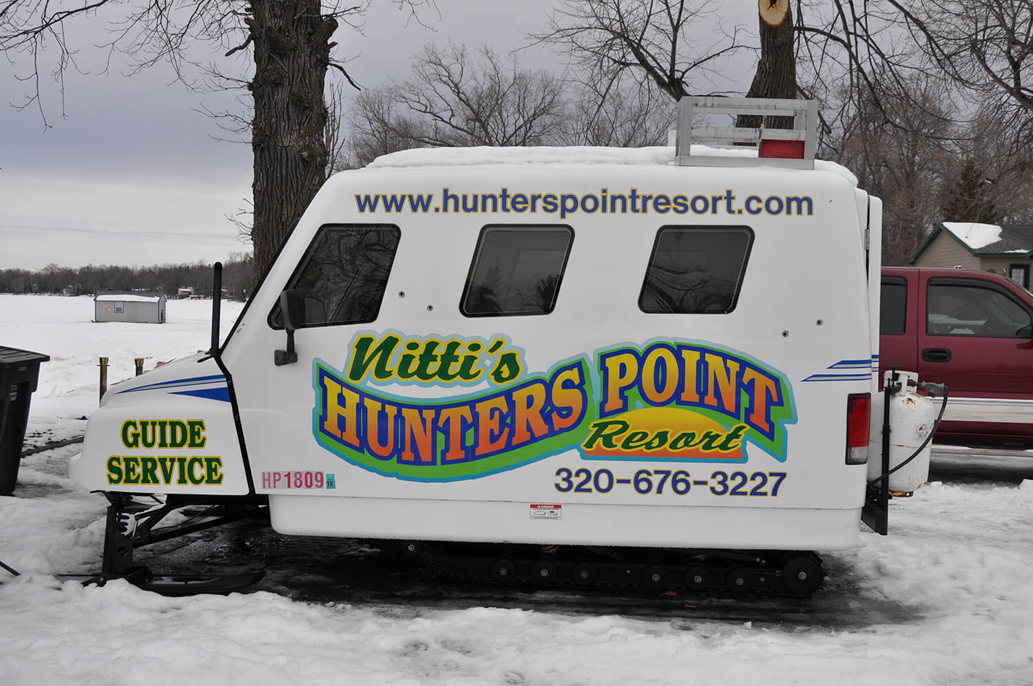 Fishing Guide Service Mille Lacs Lake