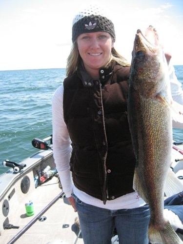 Fishing Tournament on Lake Mille Lacs