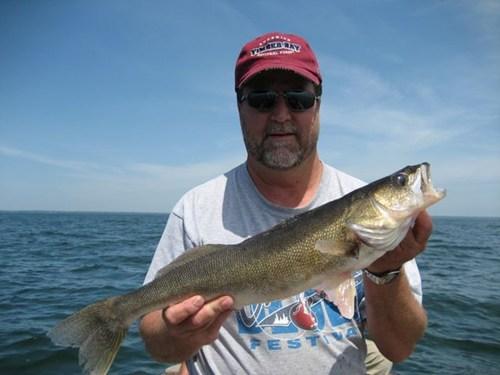 Walleye Fishing Lake Mille Lacs