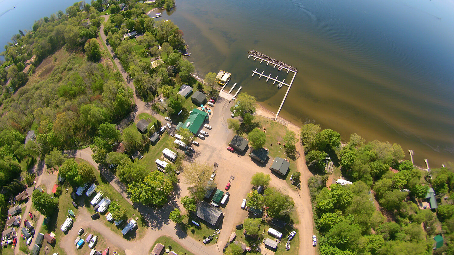 Mille Lacs Lake Motels with many comfortable amenities in Isle, MN