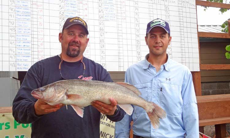 Fishing Tournaments Mille Lacs Lake | Nitti's Hunters Point