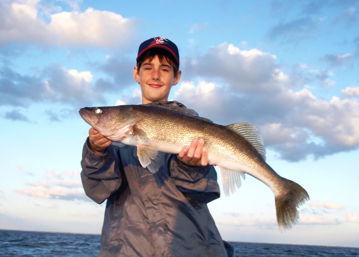 Mille lacs lake fishing report nitti 39 s hunters point resort for West point fishing report