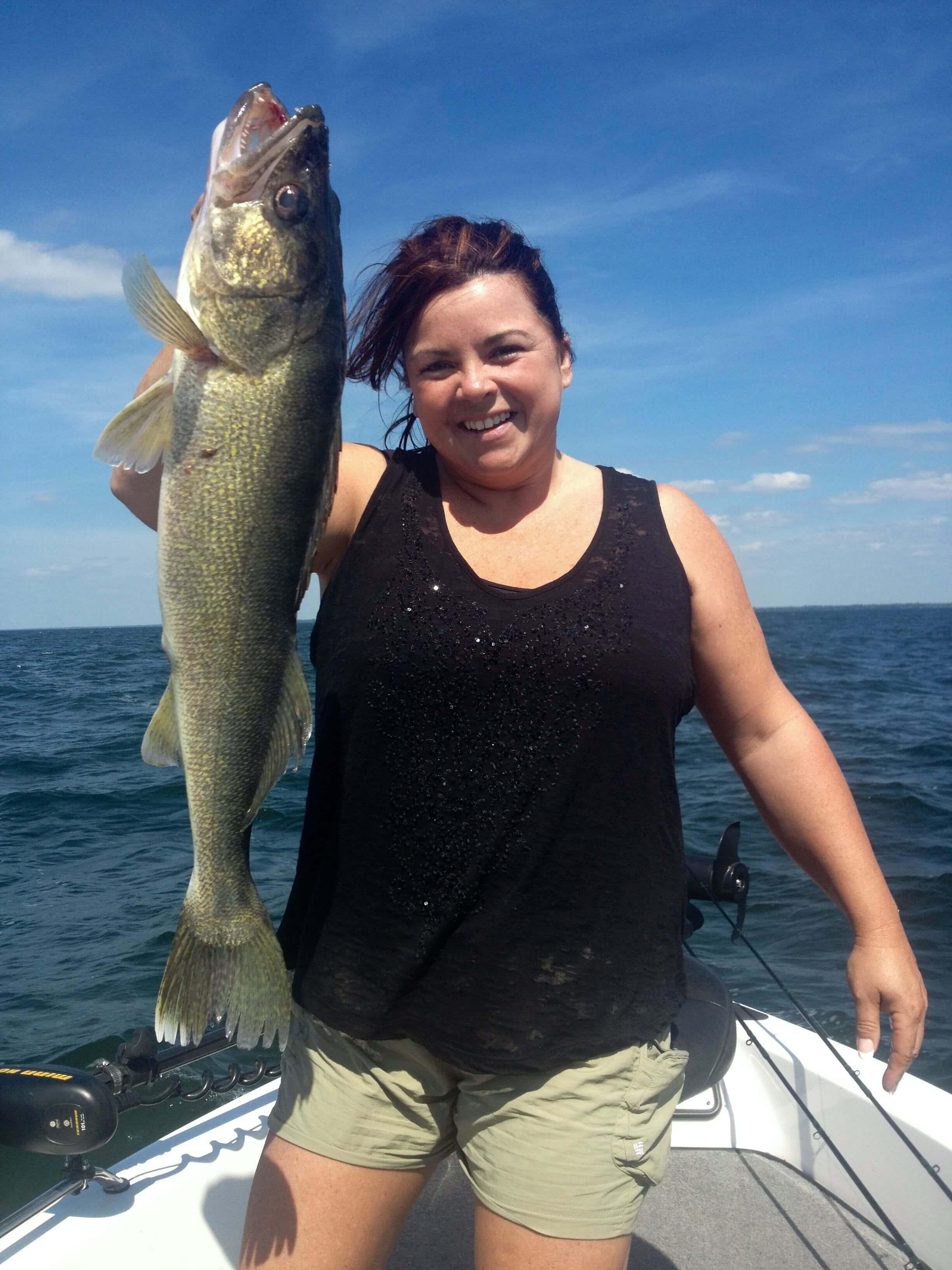 Walleye | Lake Mille Lacs Fishing Tournament