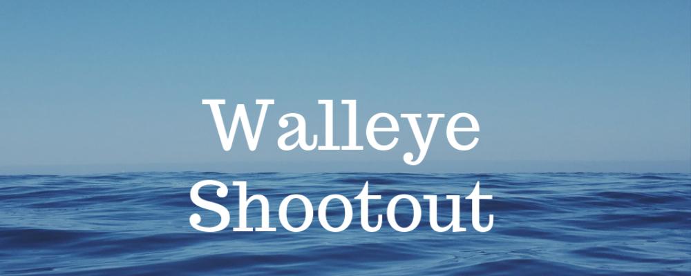 Walleye Shootout Facebook