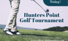 Golf Tournament *Saturday, September 7th*